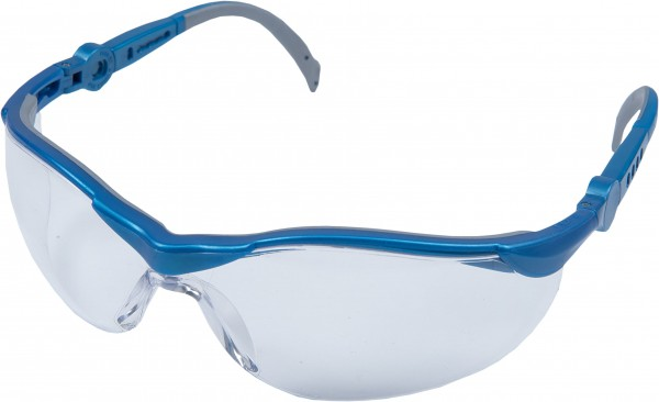 Schutzbrille Klar Verstellbar