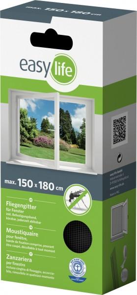 Is-Gitter-Fenster 150 x 180 cm