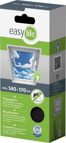 Fliegeng Dachfenster 140 x 170 cm