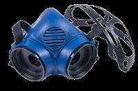 Atemschutz-Halbmaske o. Filter Inhalt: 1 Stück