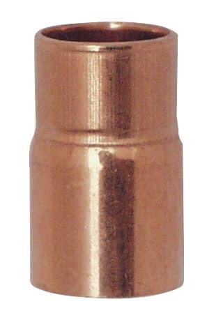 Cu Reduzier-Nippel 18A X 12 mm