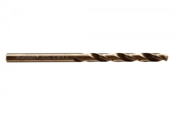 Spiralbohr. Hss(Co)-E 4.5 mm