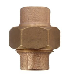 Cu-Verschraubung 18 mm