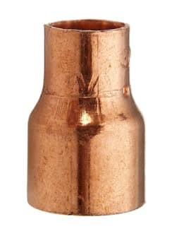 Cu Reduzier-Muffe 15 X 12 mm