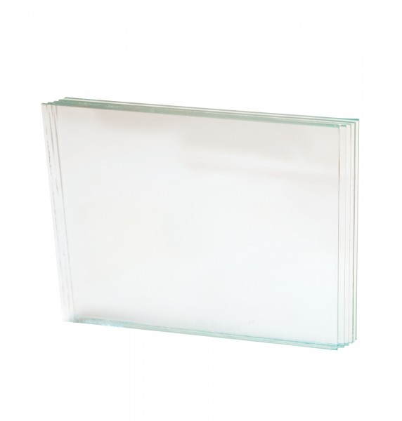 Vorsatzglas Farblos 90 x 110 mm