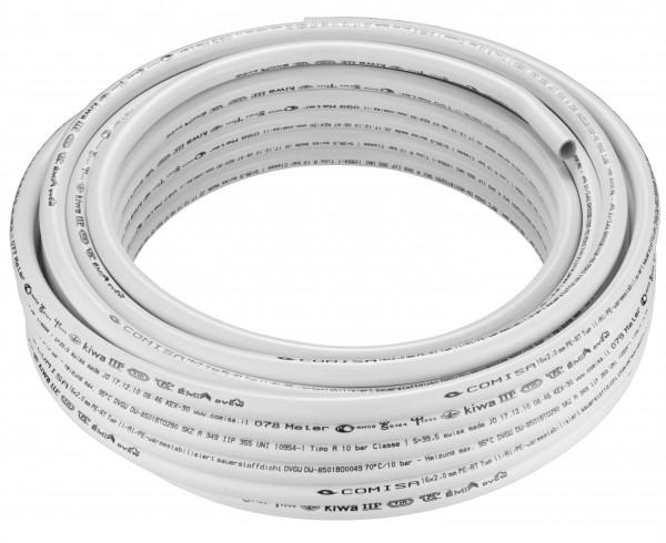 Rohr Ring Vrs Pe-Rt/Al 25 m x 16 m