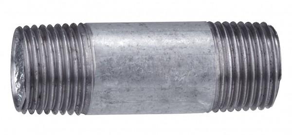 Verzinkt Rohrnippel 1/2'x 60 mm