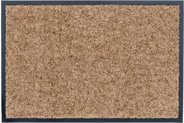 Fußmatte Diamant Sand 40 x 60 cm