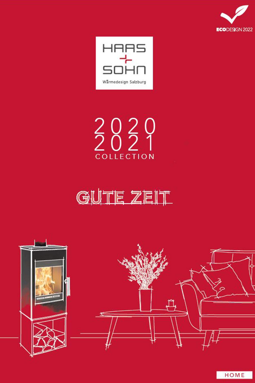 HAAS+SOHN - Gute Zeit - Home