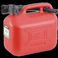 Kraftstoffkanister mit Auslaufstutzen