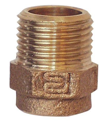 Cu Überg-Nippel 15 X 1/2' (10)