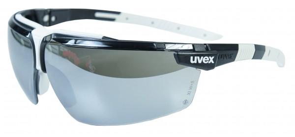 Uvex I-3 Silver Black/