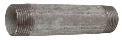 Verzinkt Rohrnippel 3/4'x 40 mm
