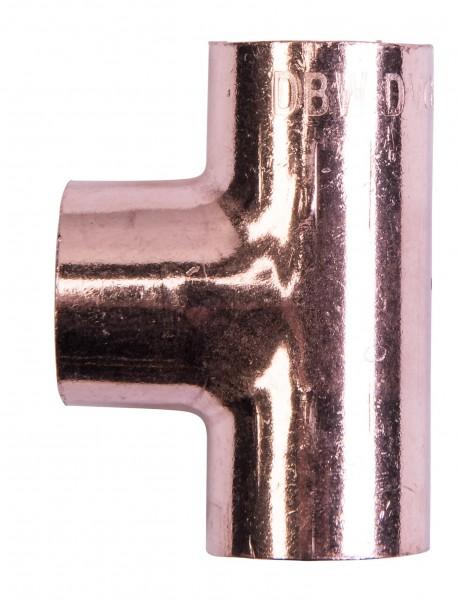Cu T-Stück 15 mm