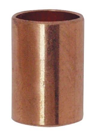 Cu Muffe 18 mm (10)