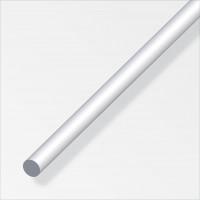 Rundstange 10 mm Alu Silber 1 m 10935000
