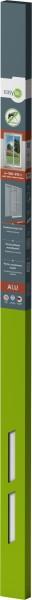 Is-Alu-Tür S12 100 x 215 cm Weiss