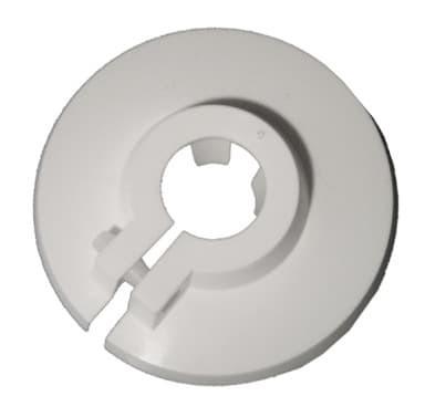 Kunststoff Klemmrosetten 18 mm