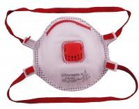Feinstaubmaske FFP3 m. Ventil Inhalt: 1 Stück