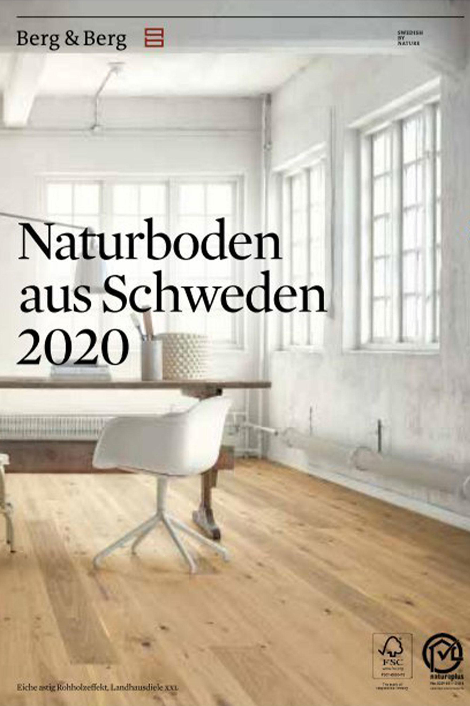 Berg & Berg - Naturboden aus Schweden - 2020 -