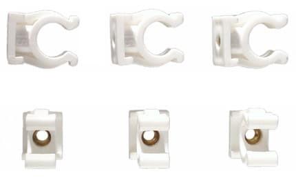 Rohr-Clips Einfach 18 mm (6)