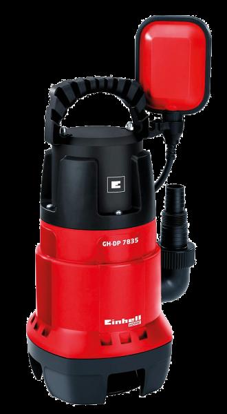 Einhell Schmutzwasser-Pumpe