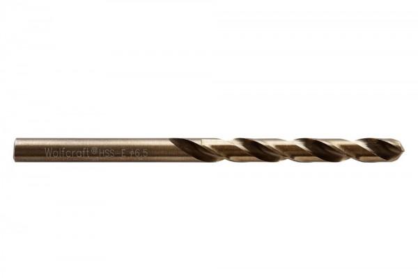 Spiralbohr. Hss(Co)-E 6.5 mm