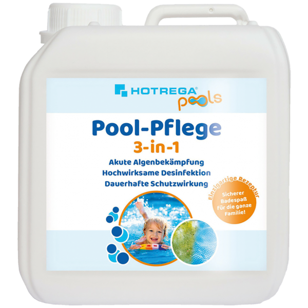 Hotrega 3-in-1 Pool-Pflege