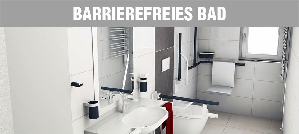 Barrierefreies Bad