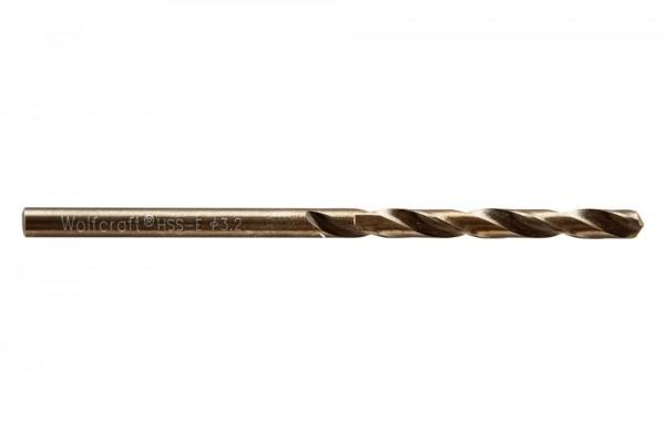 Spiralbohr. Hss(Co)-E 3.2 mm