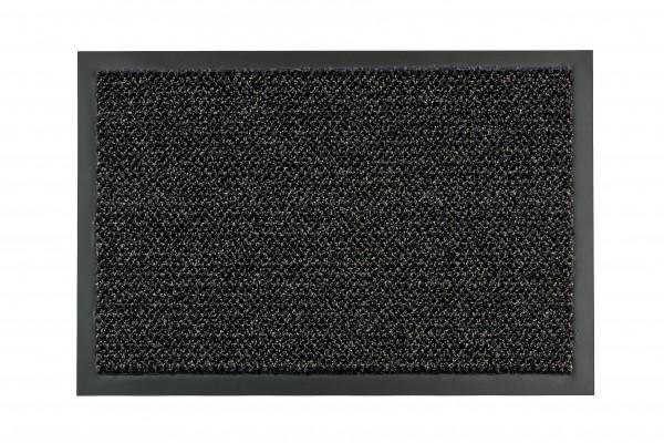 Fußmatte Graphit Beige 40 x 60 cm