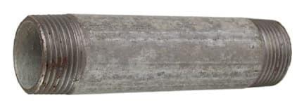 Verzinkt Rohrnippel 1'x 150 mm
