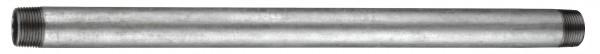 Rohrnippel Verzinkt 1/2 x 400 mm