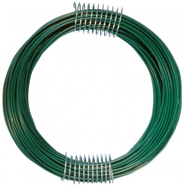 Bindedraht Grün 1.4 mm x 10 m