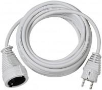 Verlängerungskabel Kunststoff Weiß 10935000