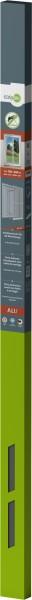 Is-Alu-Tür Xl 120 x 240 cm Grau