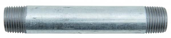 Verzinkt Rohrnippel 1/2'x 120 mm