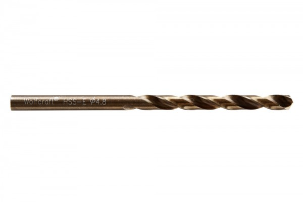 Spiralbohr. Hss(Co)-E 4.8 mm