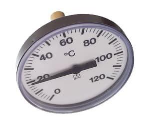 Zeigerthermometer 63 mm