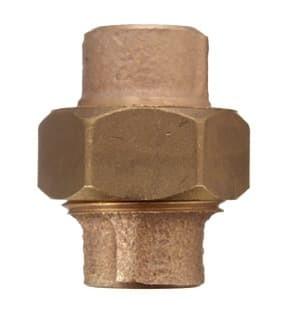 Cu-Verschraubung 15 mm