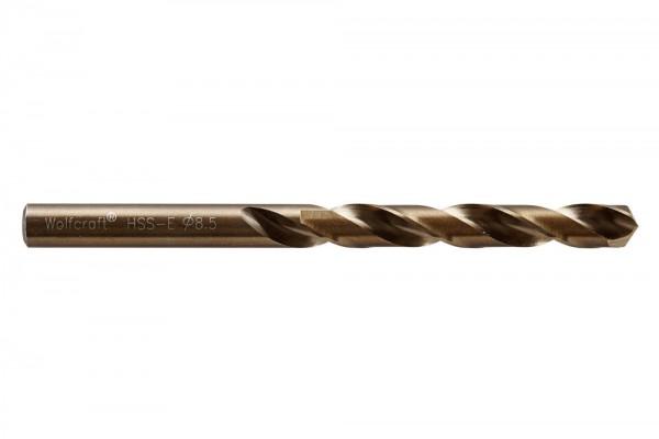 Spiralbohr. Hss(Co)-E 8.5 mm