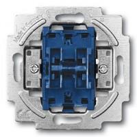 Sockel F.Doppelwechselschalter 10935000