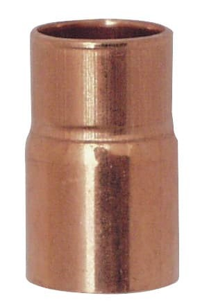 Cu Reduzier-Nippel 15A X 12 mm