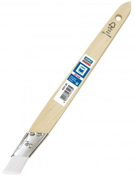 Lack-Plattpinsel (5 *) 25 mm