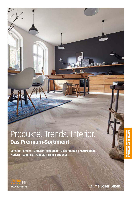 Meister-Produkte Trends Interior