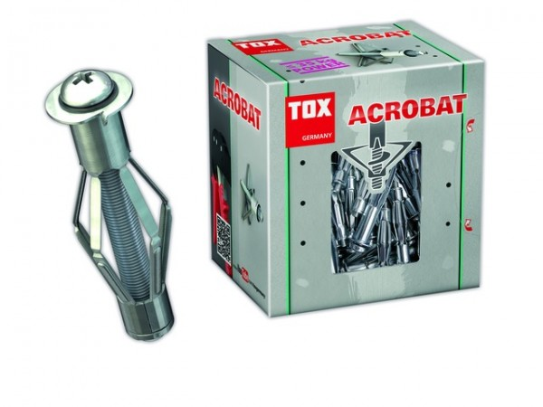 Metall-Hohlraumdübel Acrobat