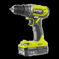 RYOBI 2-Gang Kompakt-Akku-Bohrschrauber