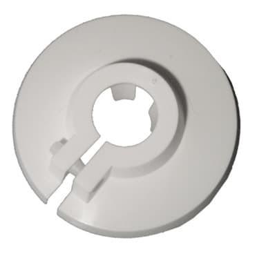 Kunststoff Klemmrosetten 15 mm