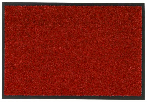 Fußmatte Diamant Rot 60 x 80 cm
