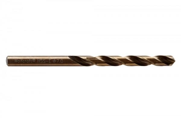 Spiralbohr. Hss(Co)-E 7.0 mm